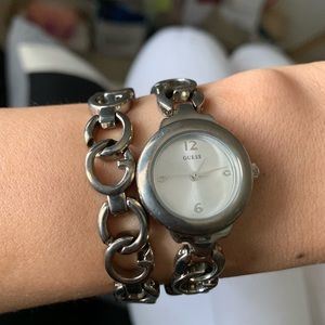 1990's Vintage Guess wrap around watch